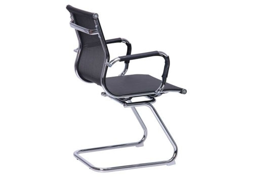 Кресло Slim Net CF (XH-633C) черный
