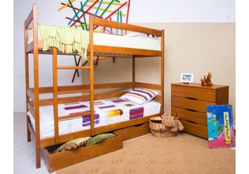 Двухъярусная кровать Дисней (Бук)