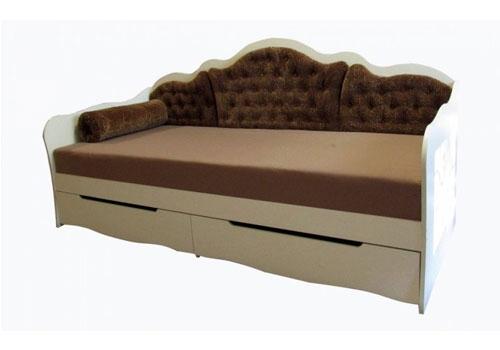 Кровать Л-6  ламели 2,0х0,8 (напр.: телескоп., без ручек)