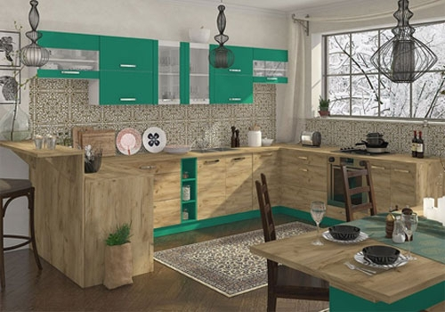 Кухня Шарлотта ДСП