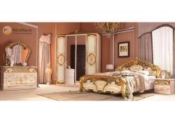 Спальня Regina Радіка Беж - Золото
