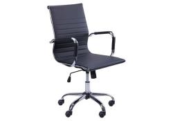 Кресло Slim LB (XH-632B) черный