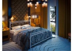 Кровать Монстера