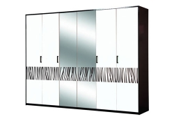Шкаф 6Д Бася новая (Нейла)