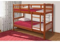 Двухъярусная кровать Бай-Бай (цвет ольха)