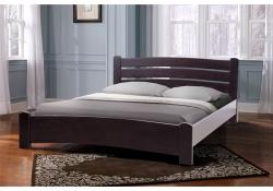 Кровать София (темный орех)