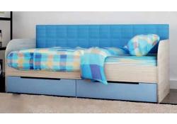 Кровать Л-7 ламели 2,0х0,9 (напр.: телескоп., без ручек)