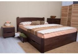 Кровать София (бук) (с ящиками)