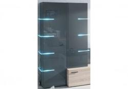 Шкаф 2-дверный Шайн