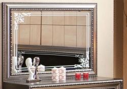 Зеркало Элизабет (черное)
