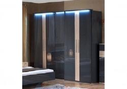Шкаф 5-дверный Капри