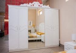 Шкаф 6-дверный Лючия