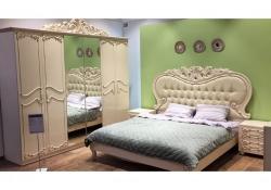 Спальня Лючия (крем)