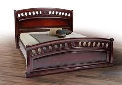 Кровать Флоренция (МАССИВ ДУБА)