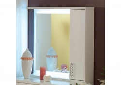 Зеркало Мода (белая)
