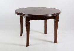 Стол обеденный с круглой столешницей. 1100/2100 Лас-Вегас