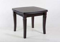 Стол обеденный с квадратной столешницей. 900*900/1900 Монте-Карло