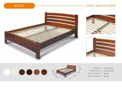 """Кровать """"Фиона"""""""
