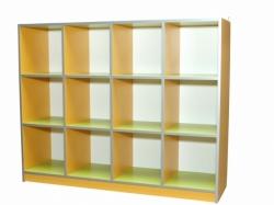 Шкаф для горшков на (12 отделений)