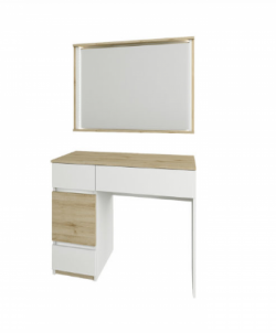 Спальня Лаура — Стол туалетный с зеркалом