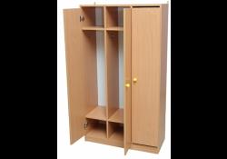 Шкаф детский 3-местная (бук)
